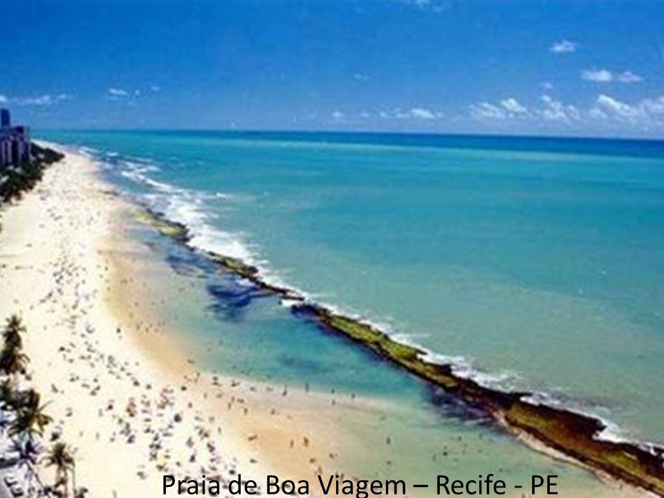 Praia de Boa Viagem – Recife - PE