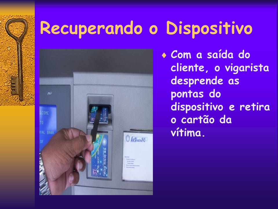 Recuperando o Dispositivo