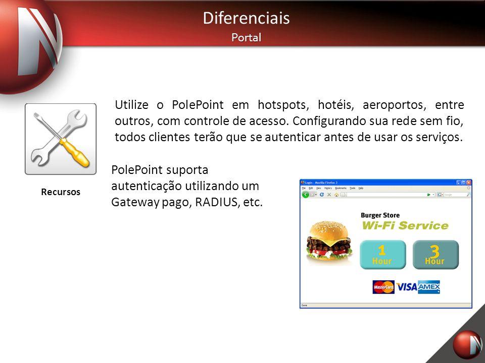 Diferenciais Portal.