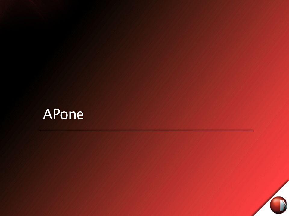 APone