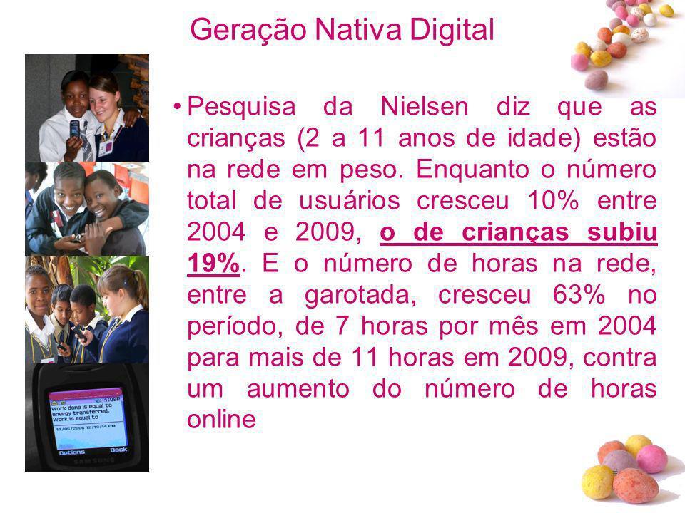 Geração Nativa Digital