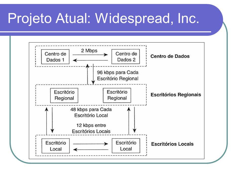 Projeto Atual: Widespread, Inc.