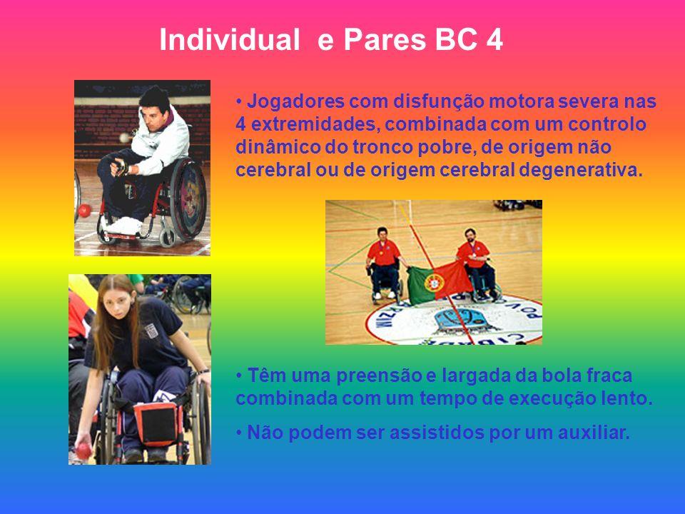Individual e Pares BC 4