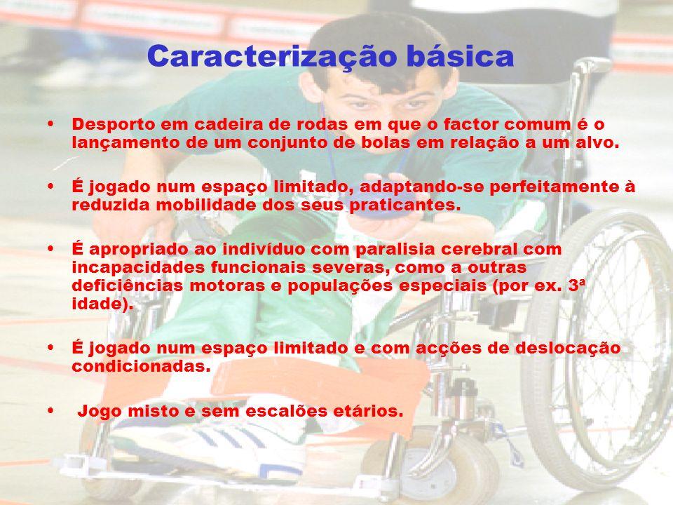 Caracterização básica