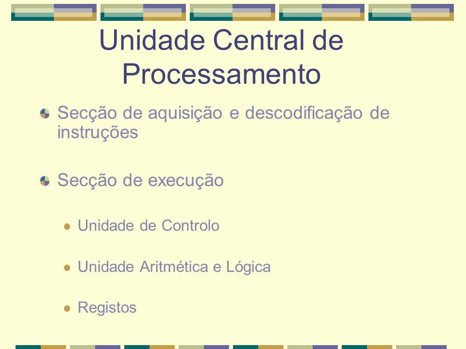 Unidade Central de Processamento