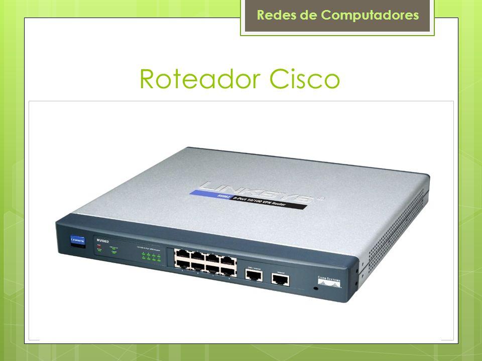 Roteador Cisco