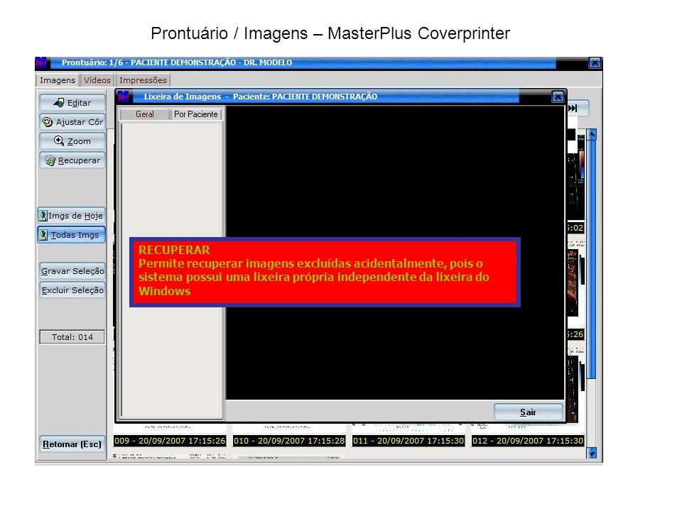 Prontuário / Imagens – MasterPlus Coverprinter