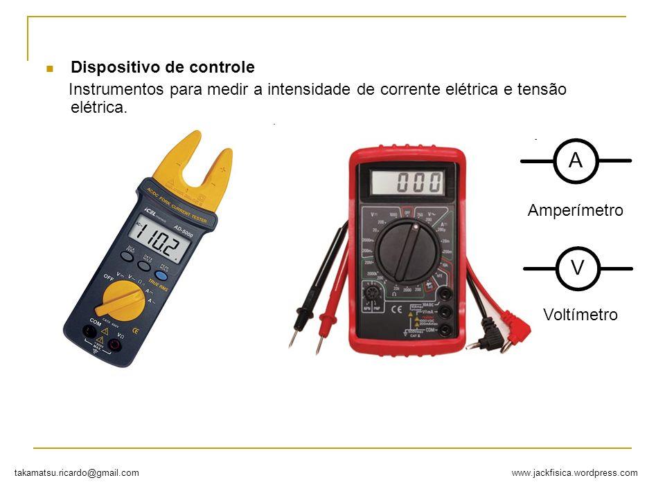 Dispositivo de controle