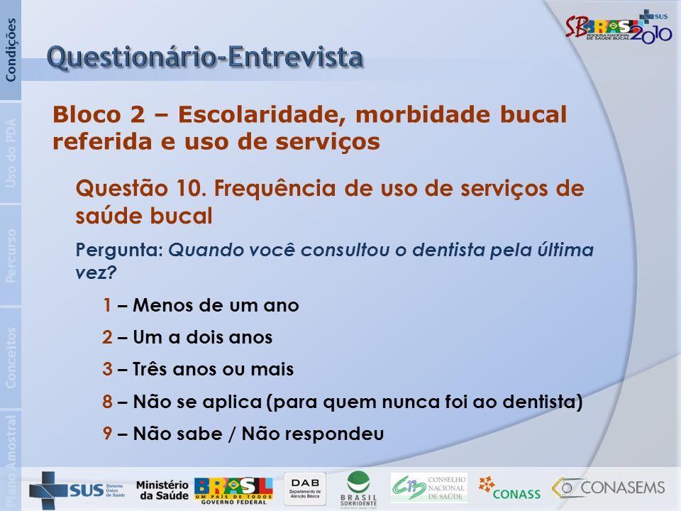 Questionário-Entrevista