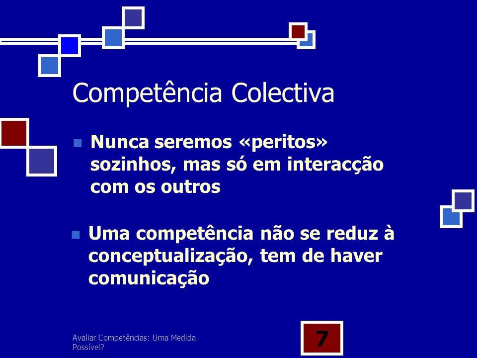 Competência Colectiva