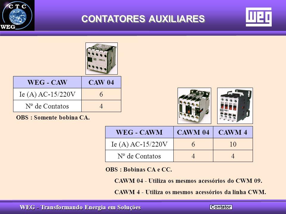 CONTATORES AUXILIARES