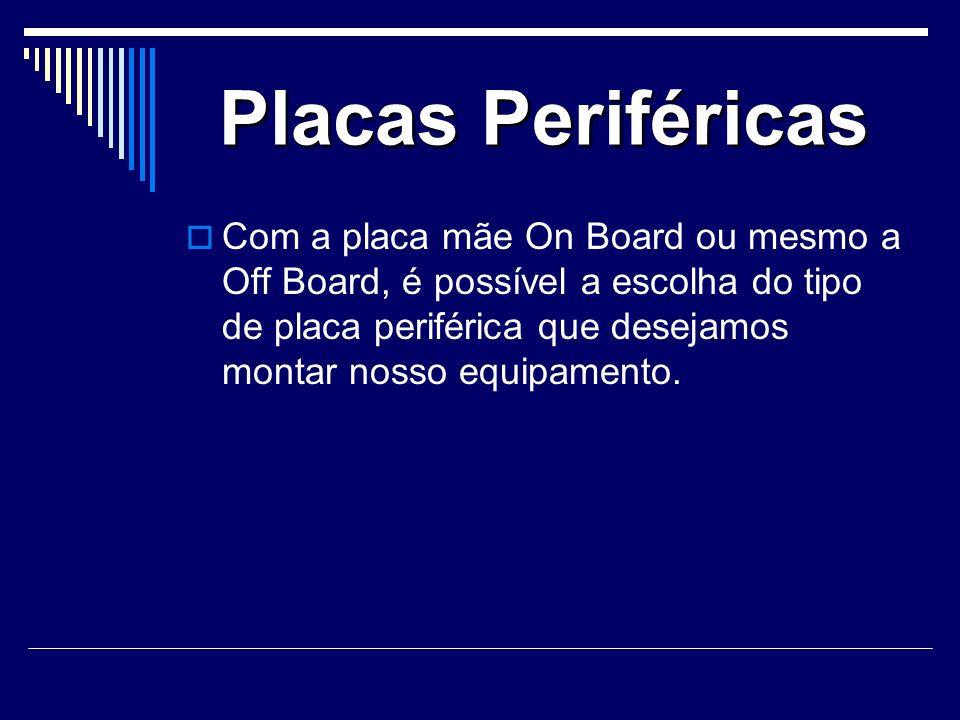 Placas Periféricas