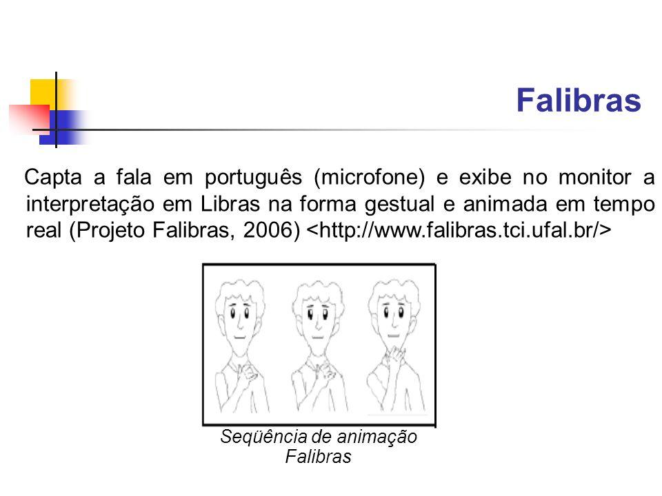 Seqüência de animação Falibras