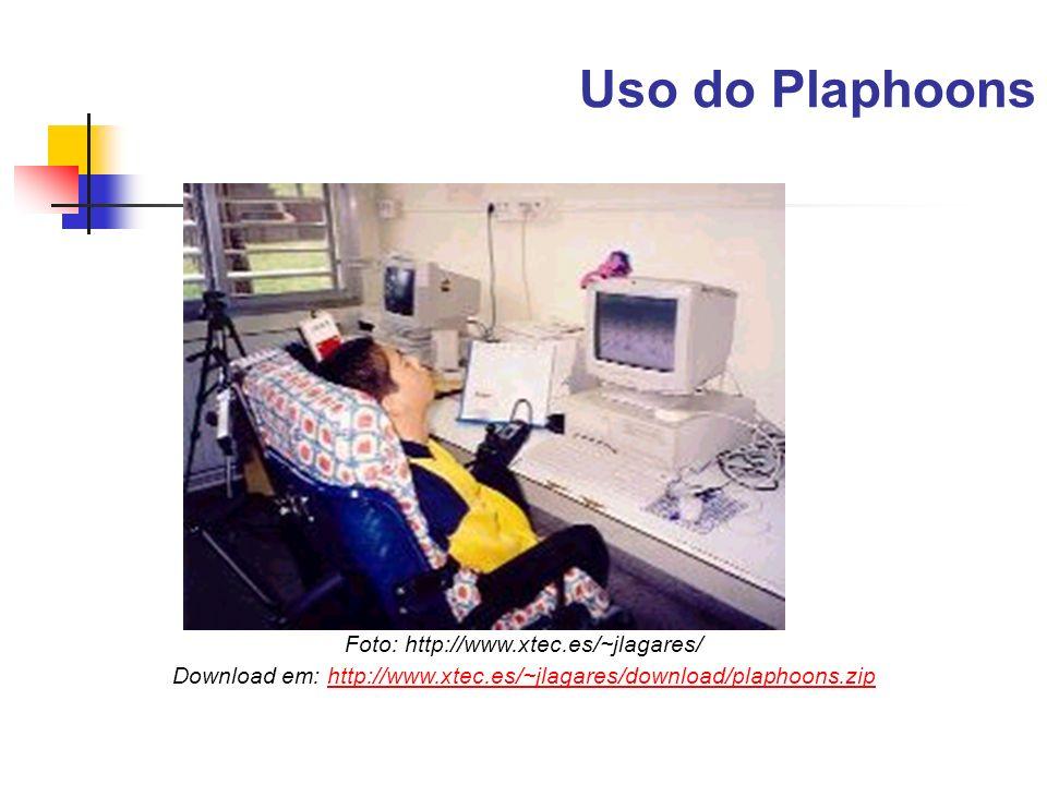 Uso do Plaphoons Foto: http://www.xtec.es/~jlagares/