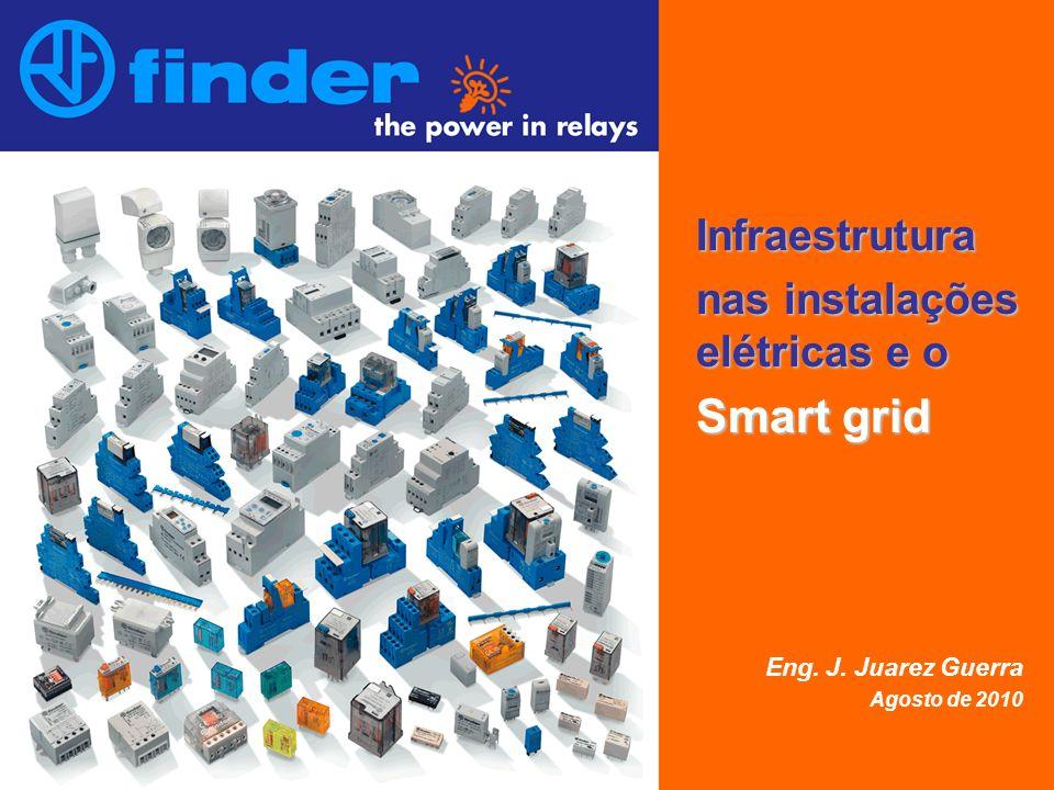 Smart grid Infraestrutura nas instalações elétricas e o