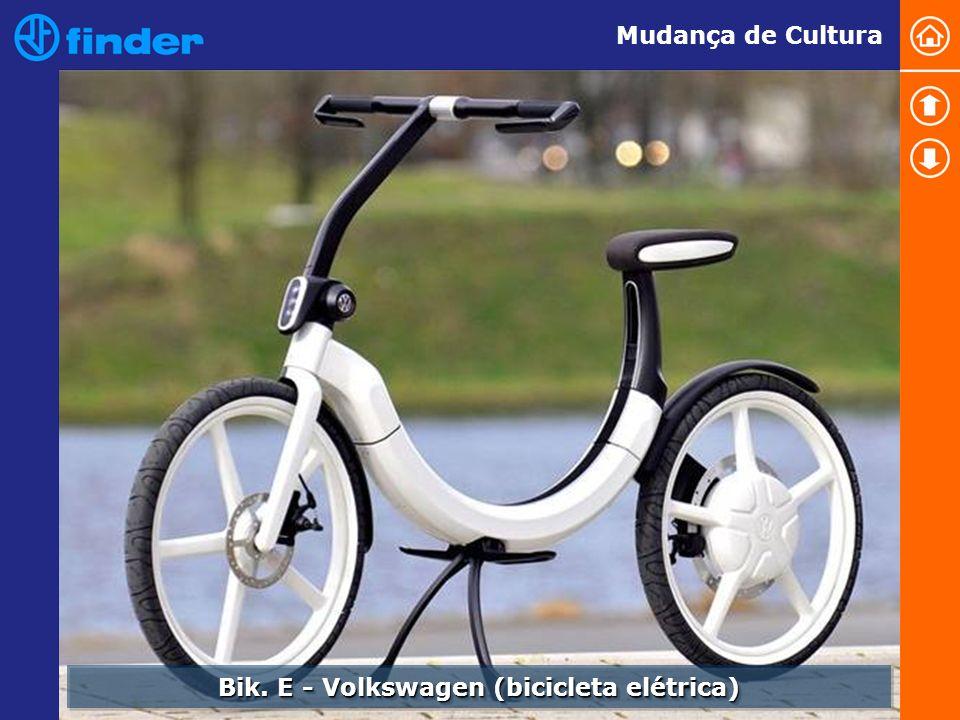 Bik. E - Volkswagen (bicicleta elétrica)