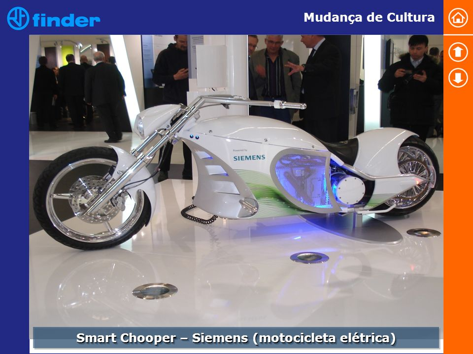 Smart Chooper – Siemens (motocicleta elétrica)