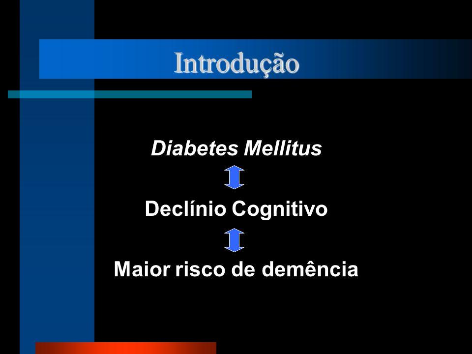 Maior risco de demência