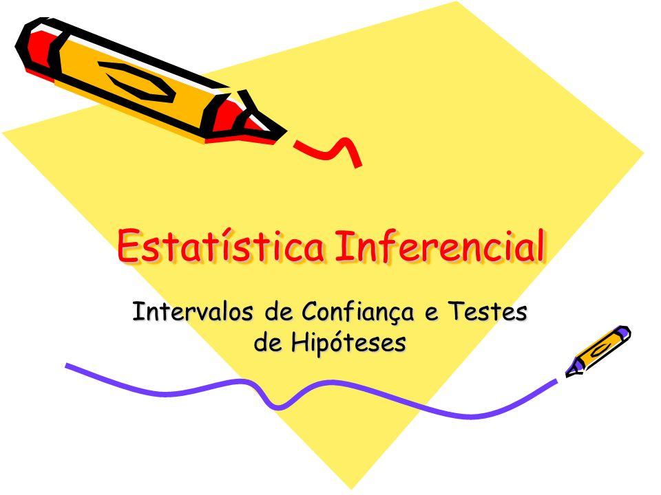 Estatística Inferencial