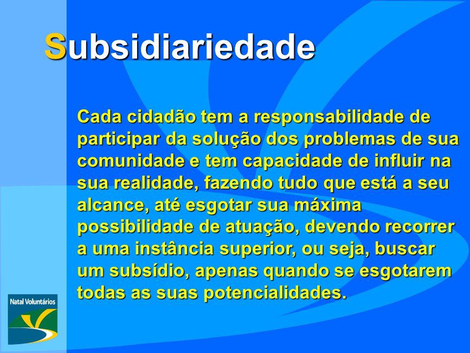 Subsidiariedade