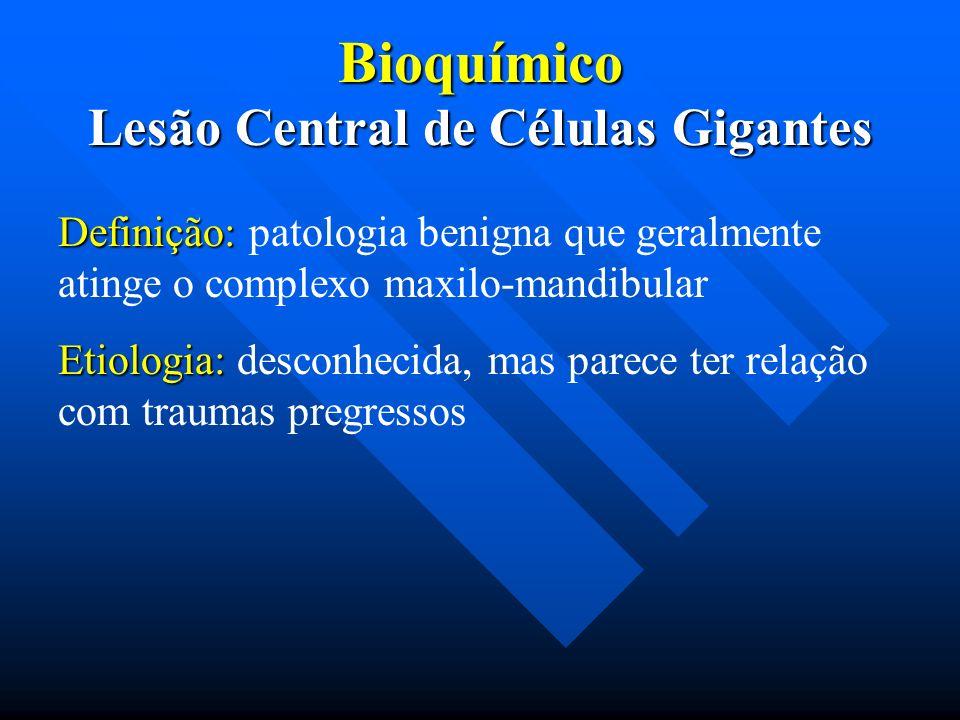 Lesão Central de Células Gigantes