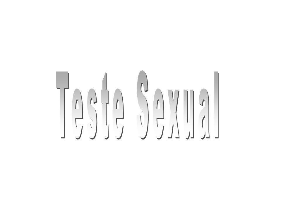 Teste Sexual