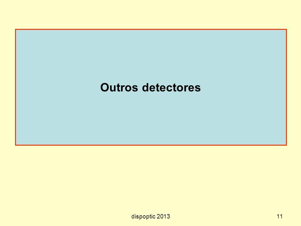 Outros detectores dispoptic 2013