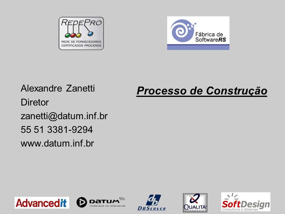 Processo de Construção