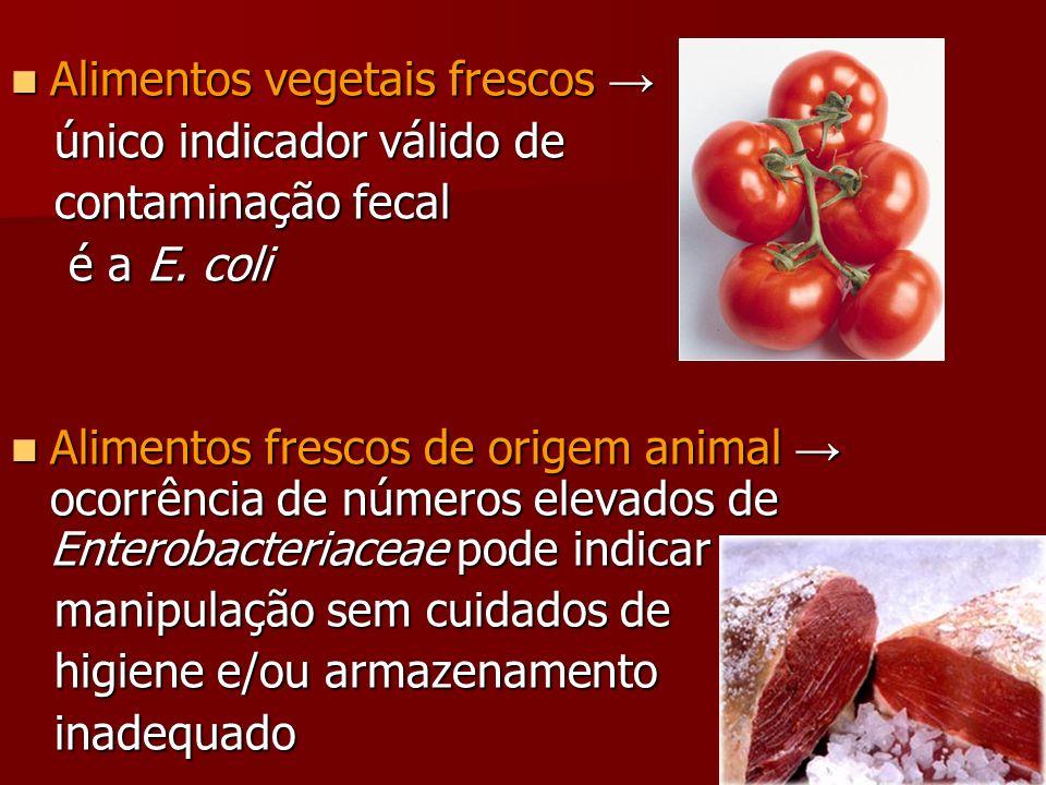 Alimentos vegetais frescos →