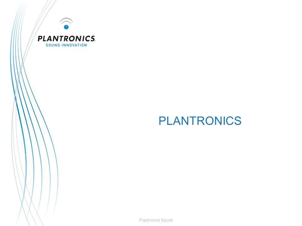 PLANTRONICS Plantronics Secret