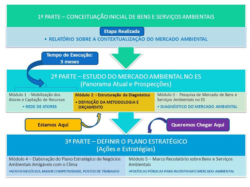 RELATÓRIO SOBRE A CONTEXTUALIZAÇÃO DO MERCADO AMBIENTAL