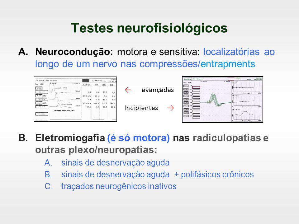 Testes neurofisiológicos