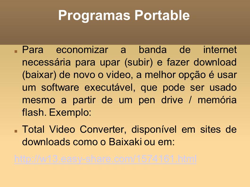Programas Portable