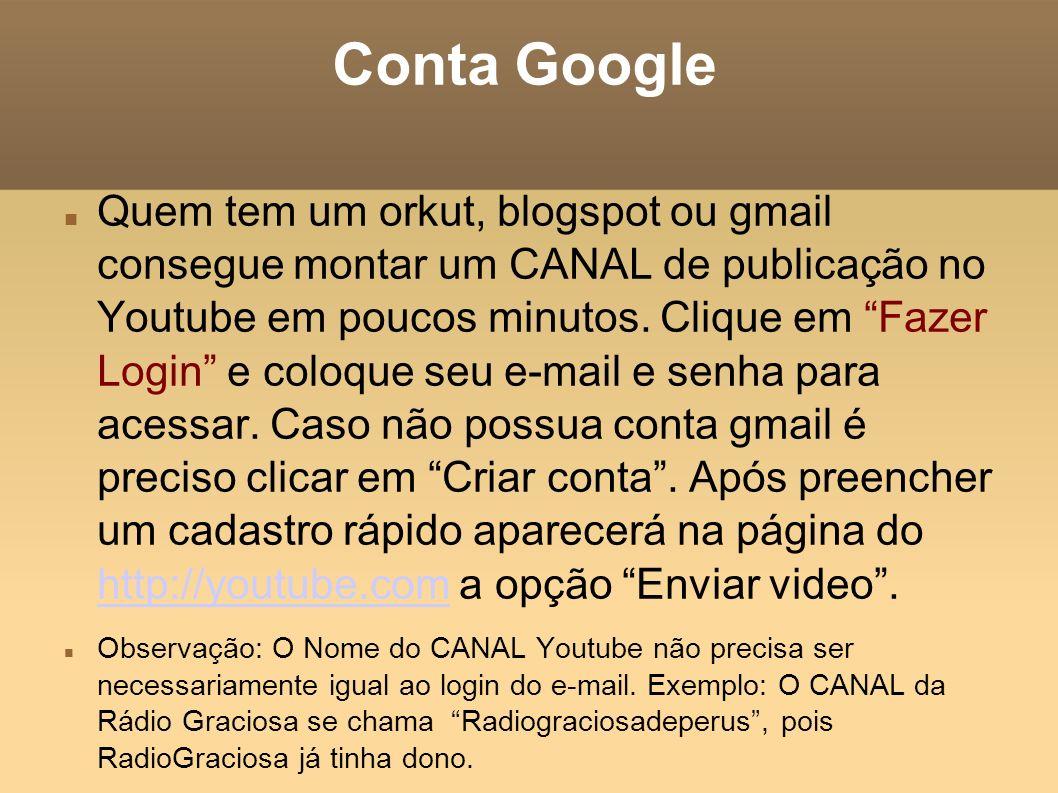 Conta Google