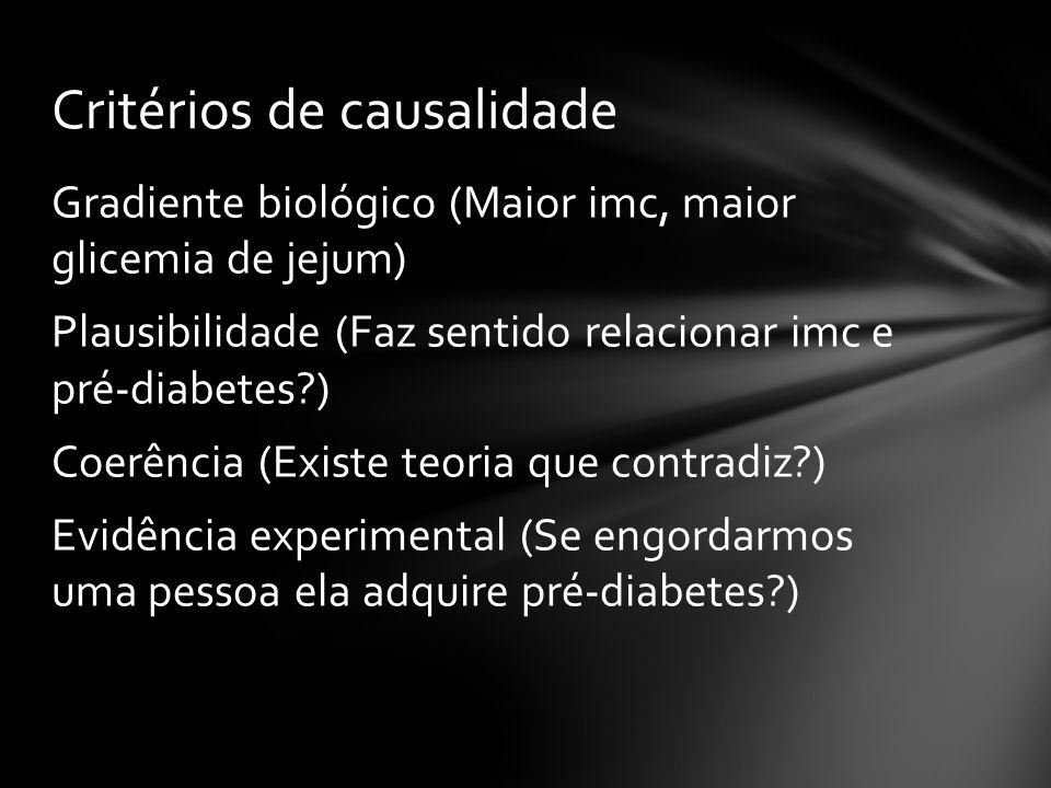 Critérios de causalidade