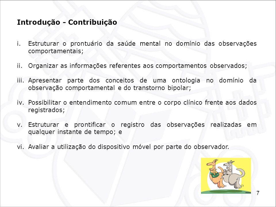 Introdução - Contribuição