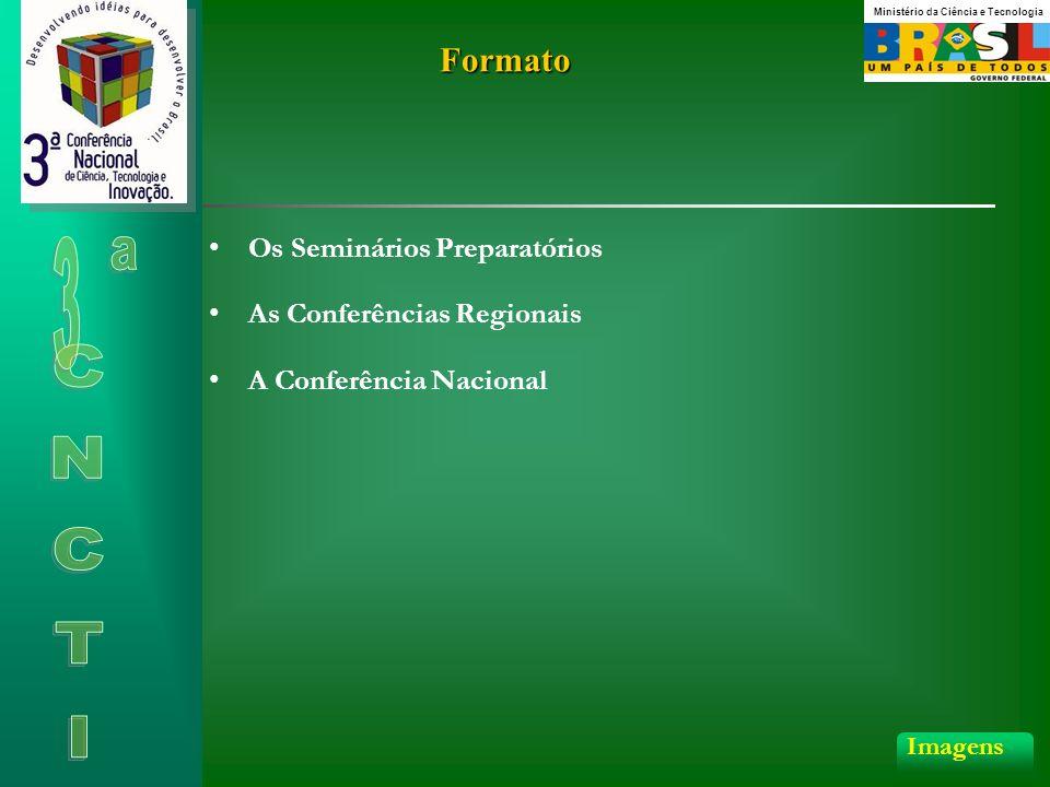 Formato Os Seminários Preparatórios As Conferências Regionais
