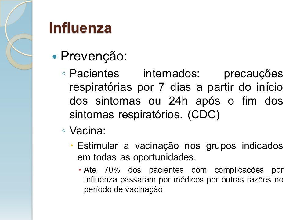 Influenza Prevenção: