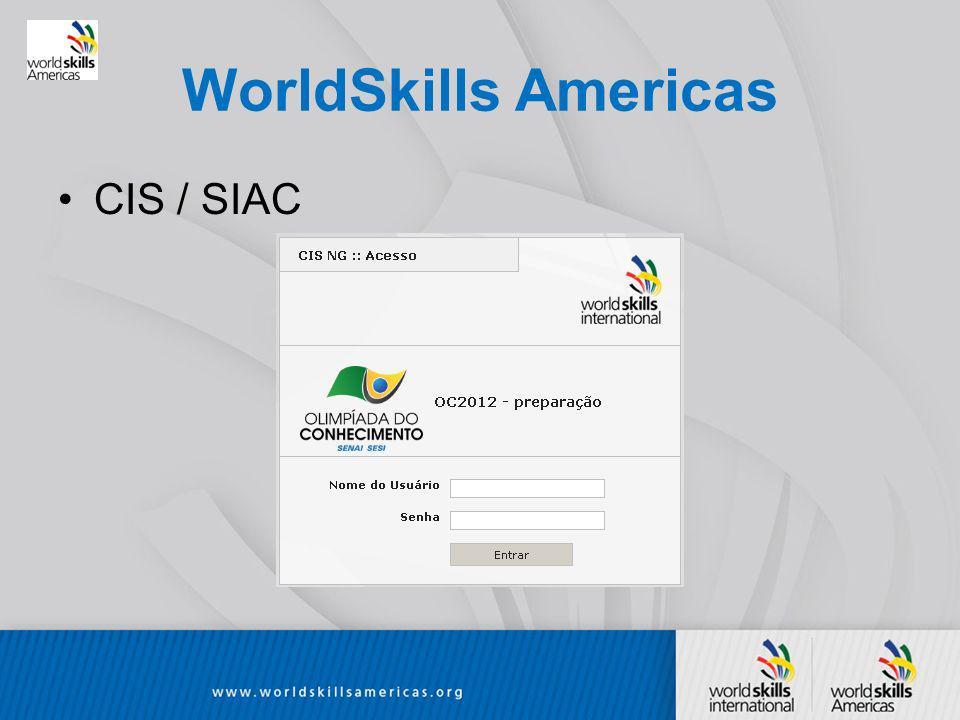 WorldSkills Americas CIS / SIAC