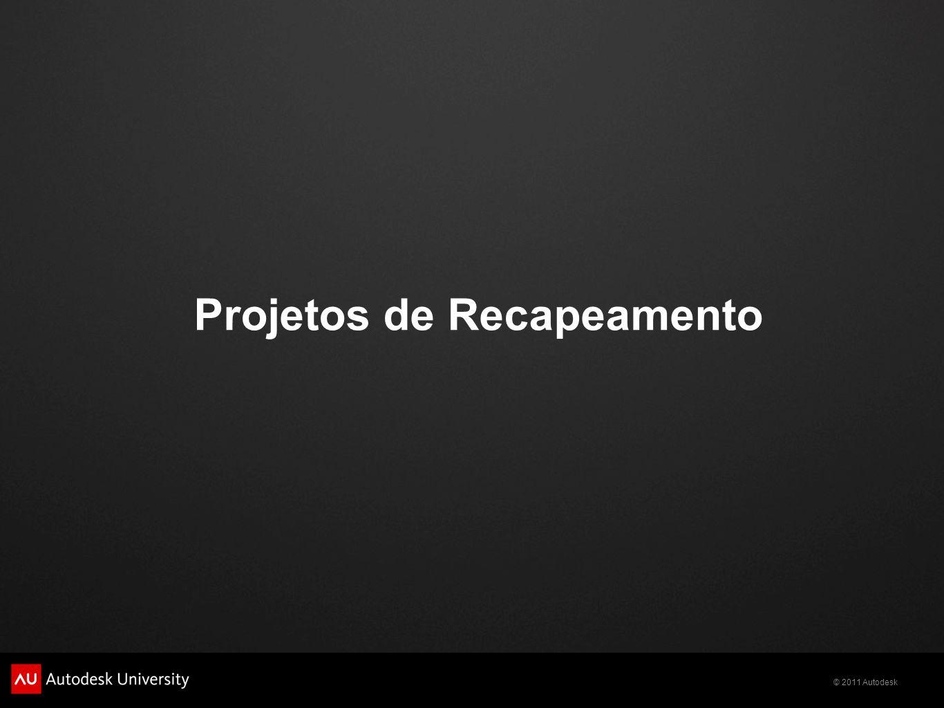 Projetos de Recapeamento