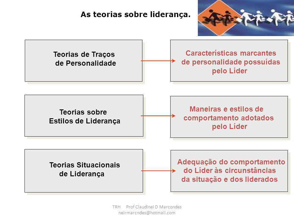 TRH Prof Claudinei D Marcondes neirmarcndes@hotmail.com