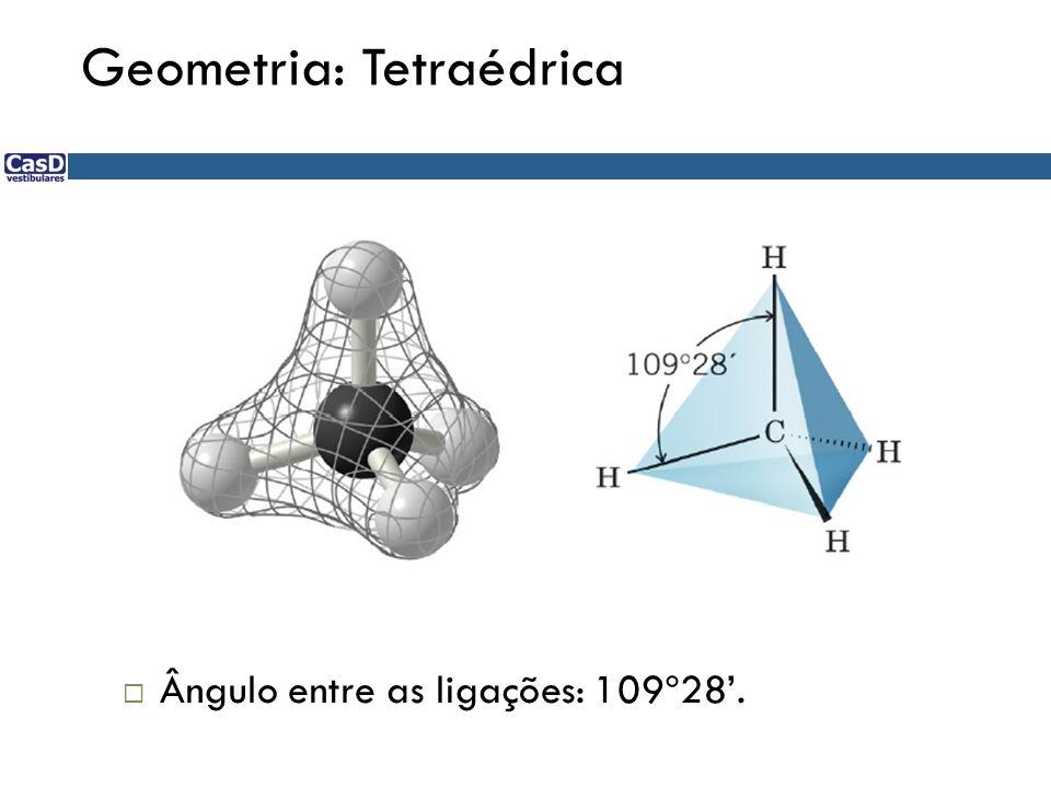 Geometria: Tetraédrica
