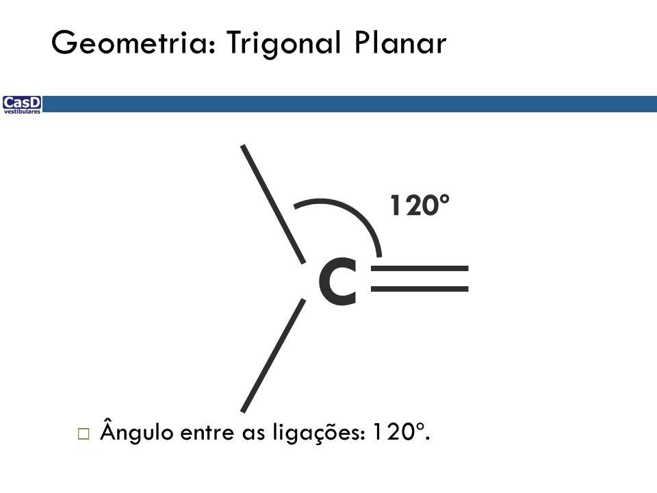 Geometria: Trigonal Planar
