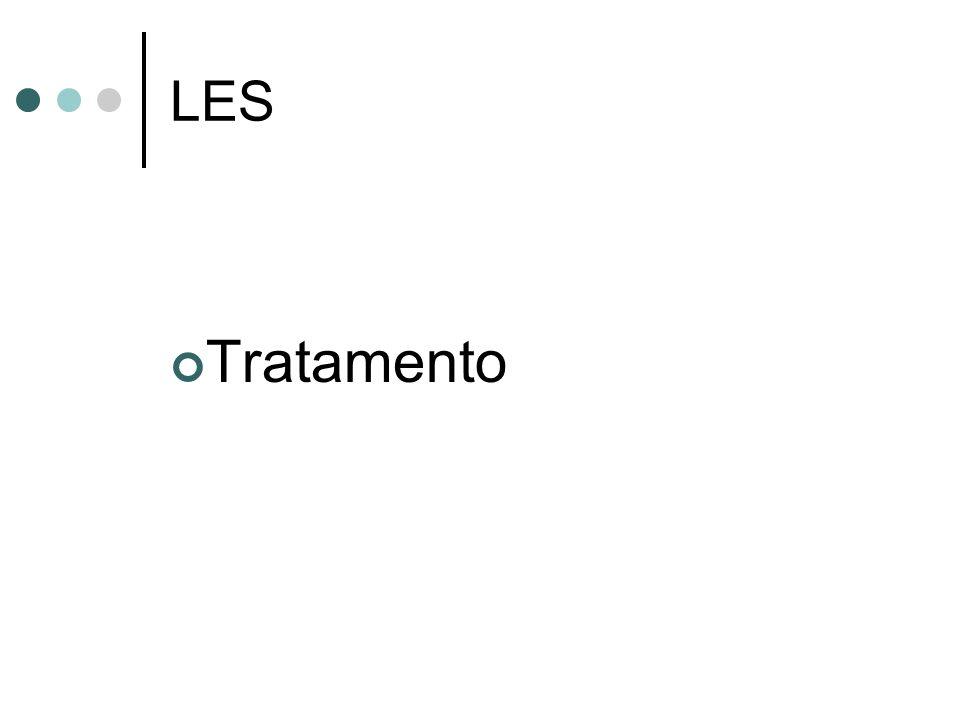 LES Tratamento