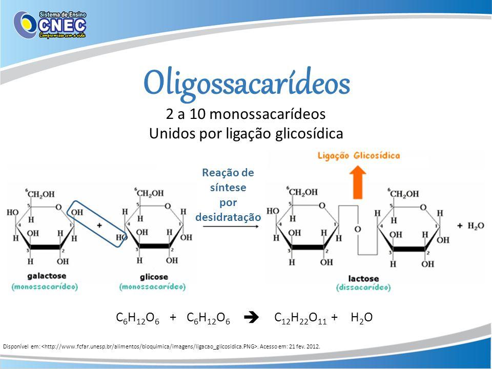 Unidos por ligação glicosídica