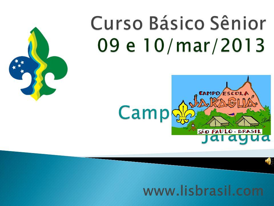 Curso Básico Sênior 09 e 10/mar/2013