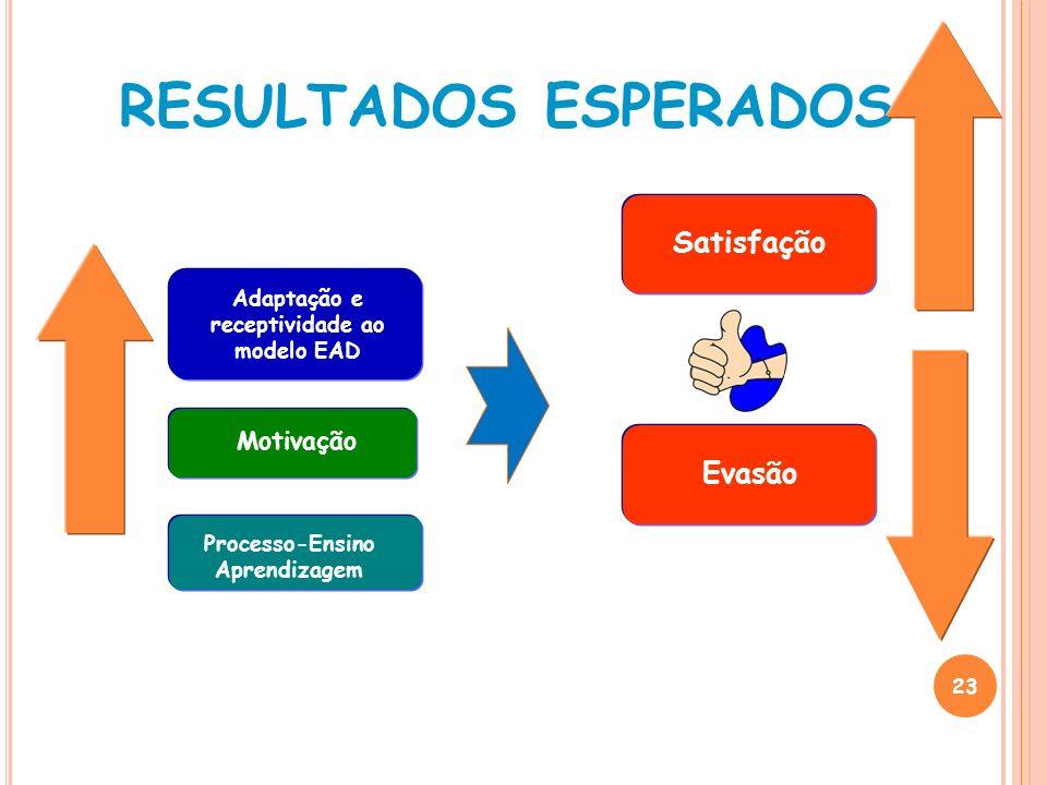 Adaptação e receptividade ao modelo EAD