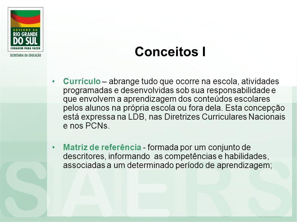 Conceitos I