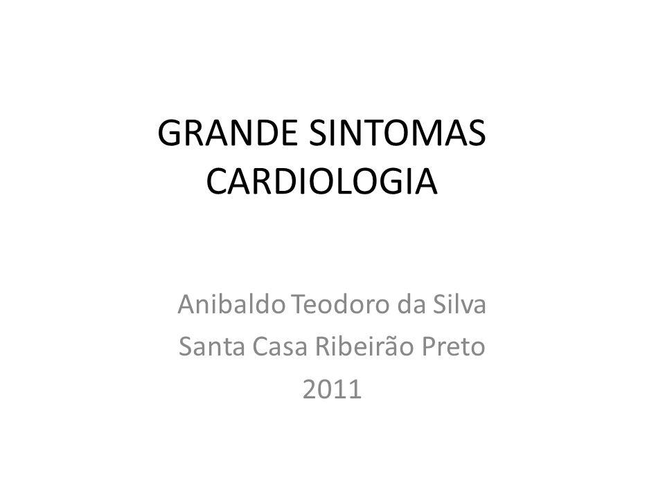 GRANDE SINTOMAS CARDIOLOGIA
