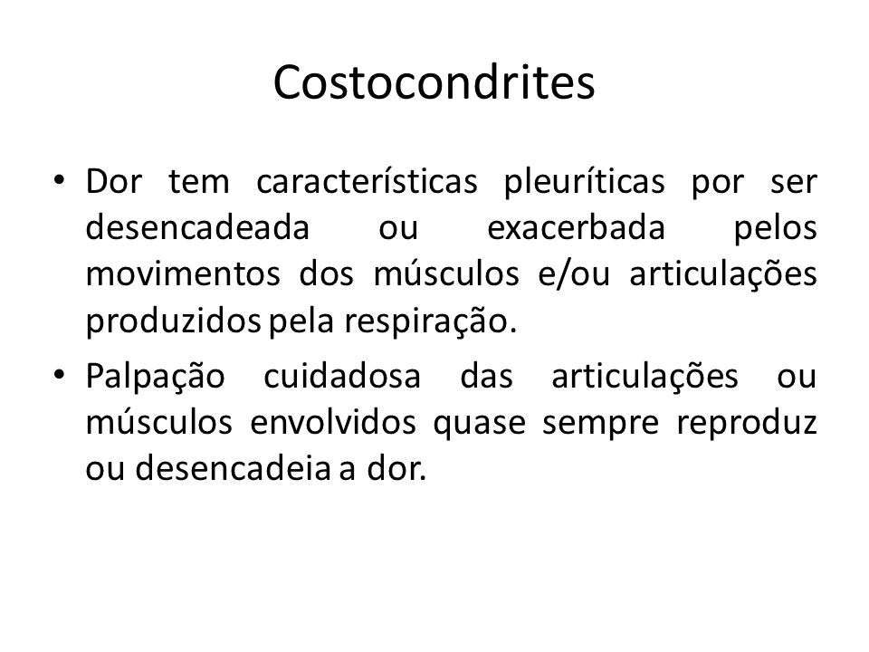 Costocondrites